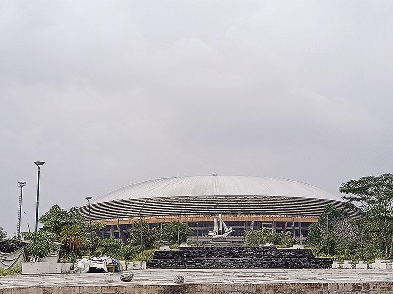 Pekan Depan, Stadion Utama Riau Mulai Dibenahi