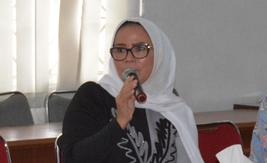 Ade Hartati Desak Pemprov Riau Antisipasi Dampak Sosial Pandemi Corona