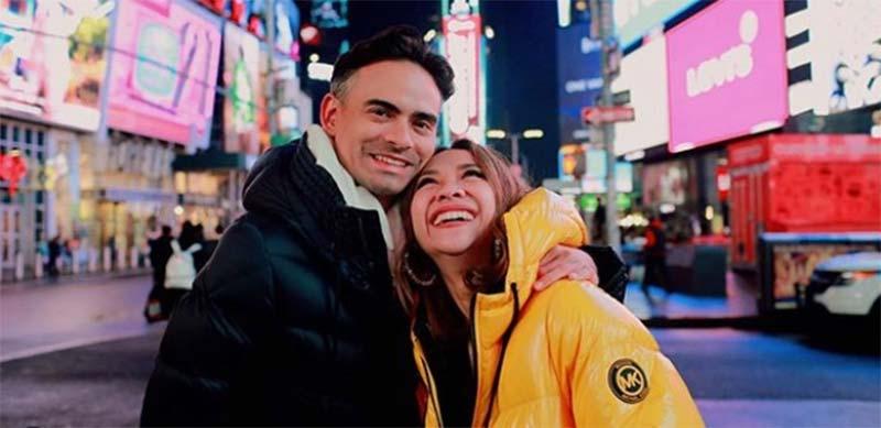 Ashraf Sinclair, Suami Bunga Citra Lestari Meninggal Dunia karena Serangan Jantung