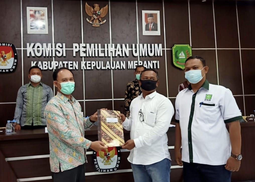 Covid-19 Sebabkan KPU Tunda Penetapan Satu Bapaslon di Pilkada Meranti