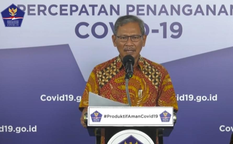 Hari Ini Tambah Satu Kasus Baru di Riau, di Tanah Air 1.671