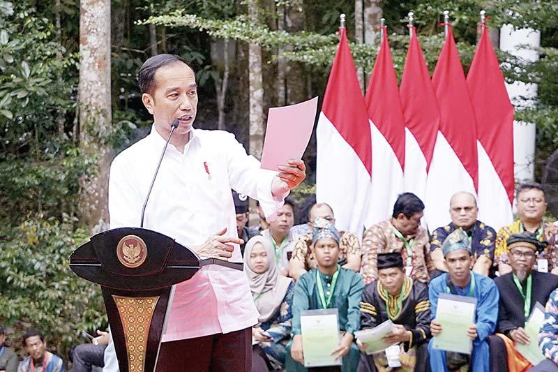 Jokowi Ingin Tol Permai Siap Lebih Cepat