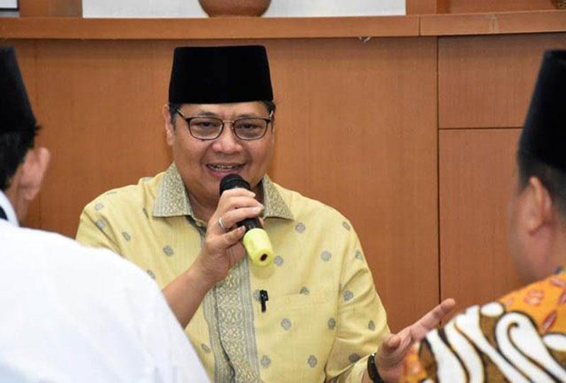 Ketum Golkar dan Presiden PKS Bahas Dua Draf RUU