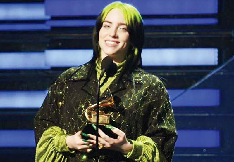 Sejarah di Grammy Awards 2020