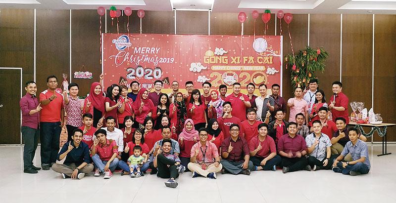 Capella Honda Riau Gelar Temu Kangen dengan Karyawan