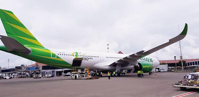 Citilink Datangkan Pesawat Airbus A330-900 NEO
