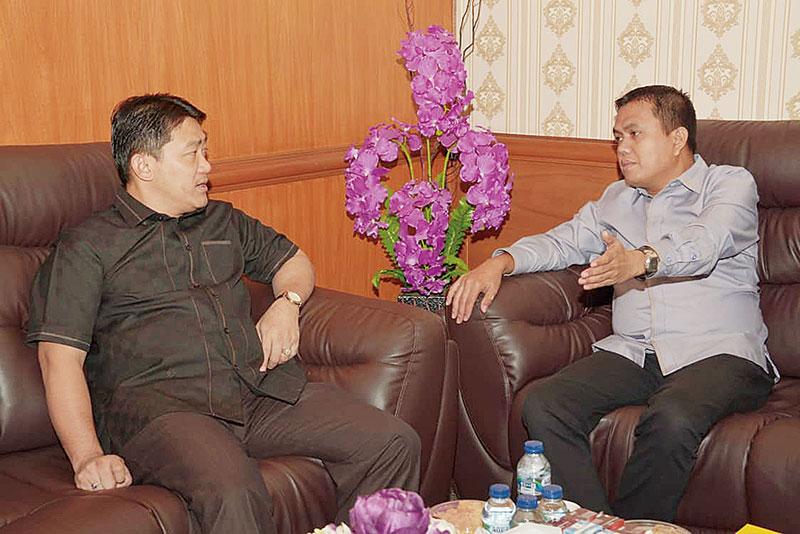Infokan Alokasi APBD Riau untuk Kabupaten Rohul