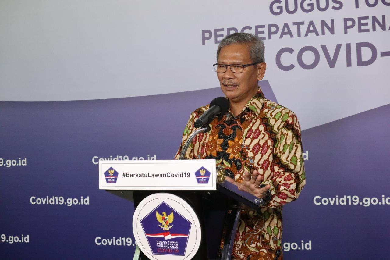 Nihil Kasus Baru, Pasien Positif di Riau Tersisa 15 Orang