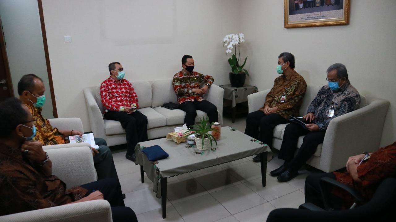 Gubri Kembali Lawatan ke Jakarta di Tengah Pandemi Corona