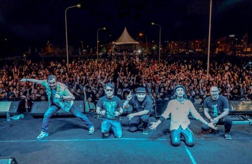 Padi Reborn dan 80 Selebriti Galang Donasi Lewat Live Stream Fest