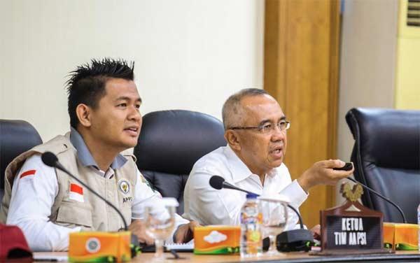 Pimpin Rapat Bersama APPSI, Gubernur Andi Rachman Ungkap Potensi Terpendam Riau