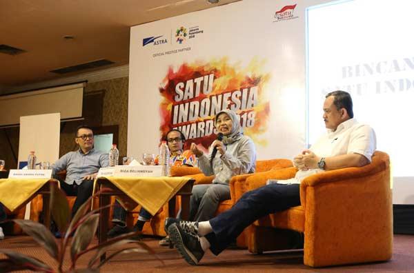 PT Astra Internasional Gelar SATU Indonesia Awards 2018 di Jambi