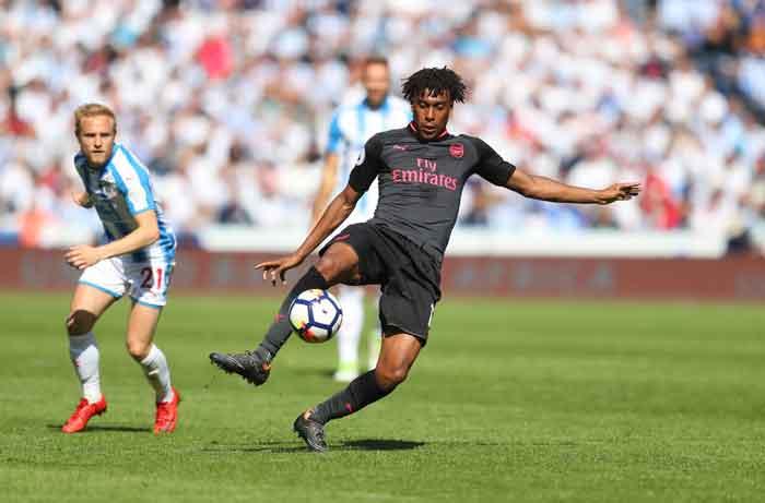 Aroma Premier League pada Skuat Nigeria di Piala Dunia 2018