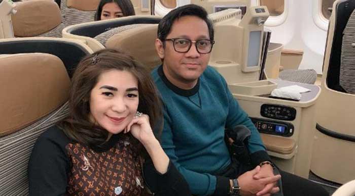 Kepada Polisi  Andre Taulany dan Istri Sebut Akun Instagram Diretas