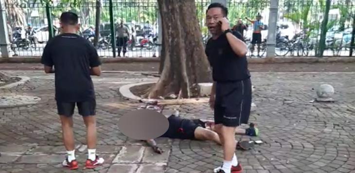 BREAKING NEWS: Ledakan di Monas, Polisi Pastikan Bukan Bom Bunuh Diri