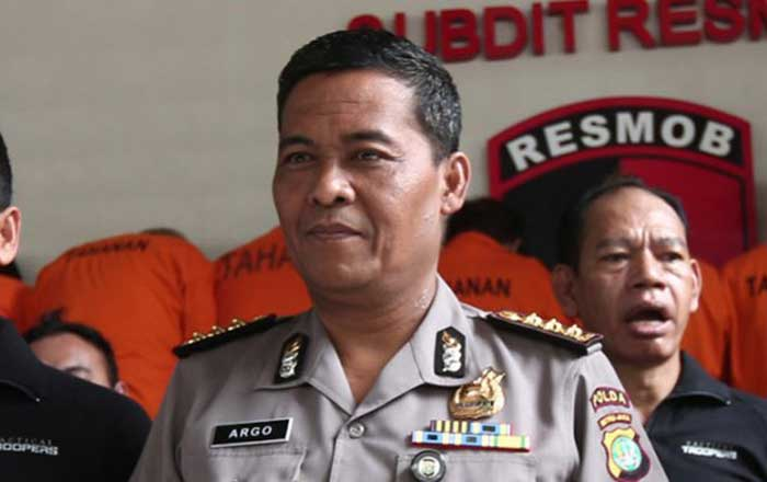 Polisi Tuntaskan Kasus Kivlan Zen sampai ke Pengadilan