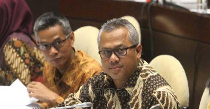 DKPP Nyatakan Komisioner KPU RI Bersalah