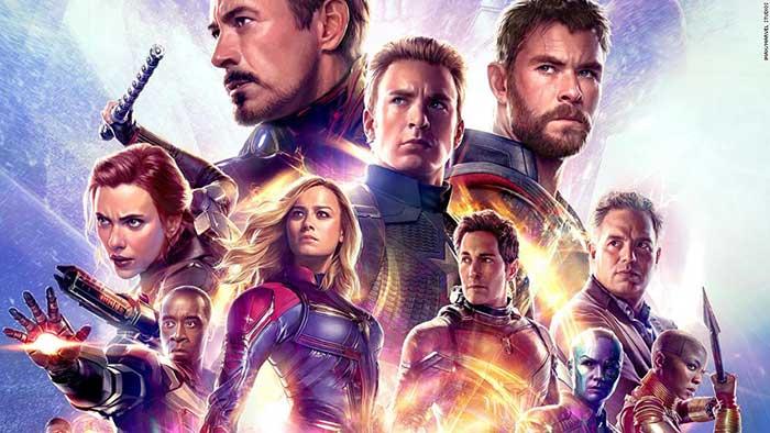 Fantastis... Avengers: Endgame Raup Rp17 Triliun
