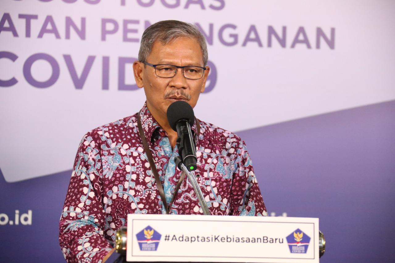 Kasus Positif Baru di Riau Bertambah Delapan Orang