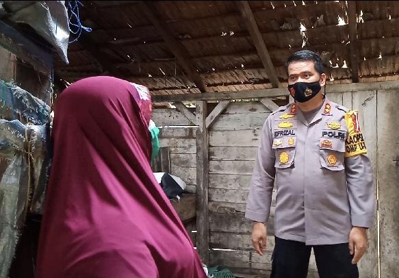 Airmatanya Tak Terbendung, Nur: Alhamdulillah Masih Ada yang Peduli