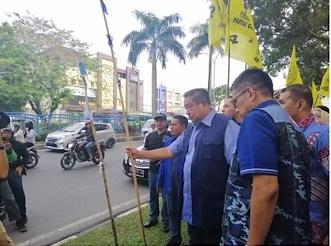 SBY Merasa Diperlakukan Tidak Adil