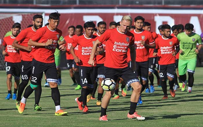 Klub Bali United Yakin Penjualan Saham Go Publik Diminati