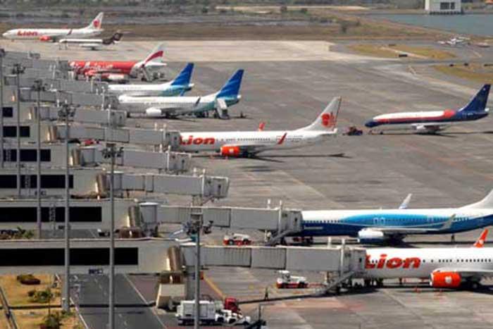 Penumpang Pesawat Capai 3 Juta Orang