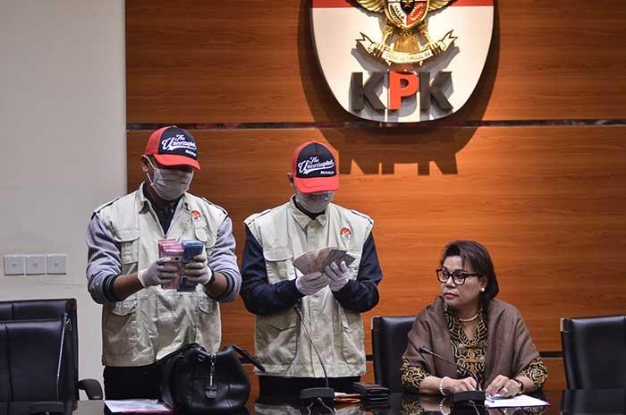 Gubernur Kepri Resmi Jadi Tersangka, Ini Penyebabnya