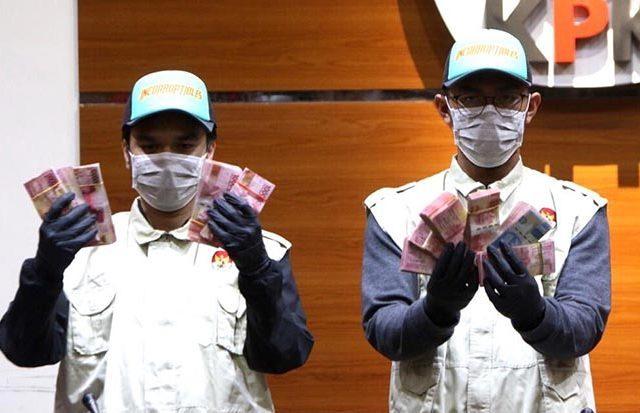 OTT Bupati Indramayu, KPK Turut Amankan Uang Ratusan Juta