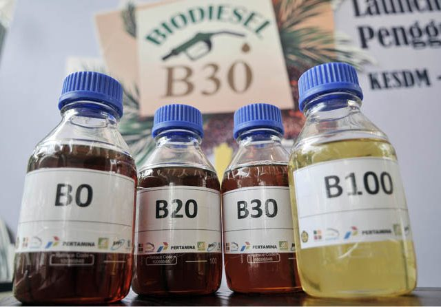 Industri Kendaraan Siapkan Diri Menuju Biodiesel B30