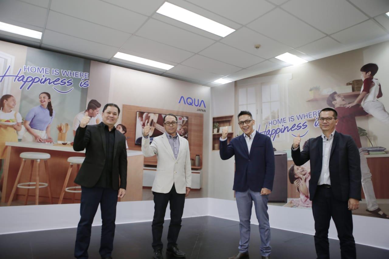 Penetrasi Pasar di Masa Pandemi, AQUA Japan Hadirkan Produk-Produk Inovatif