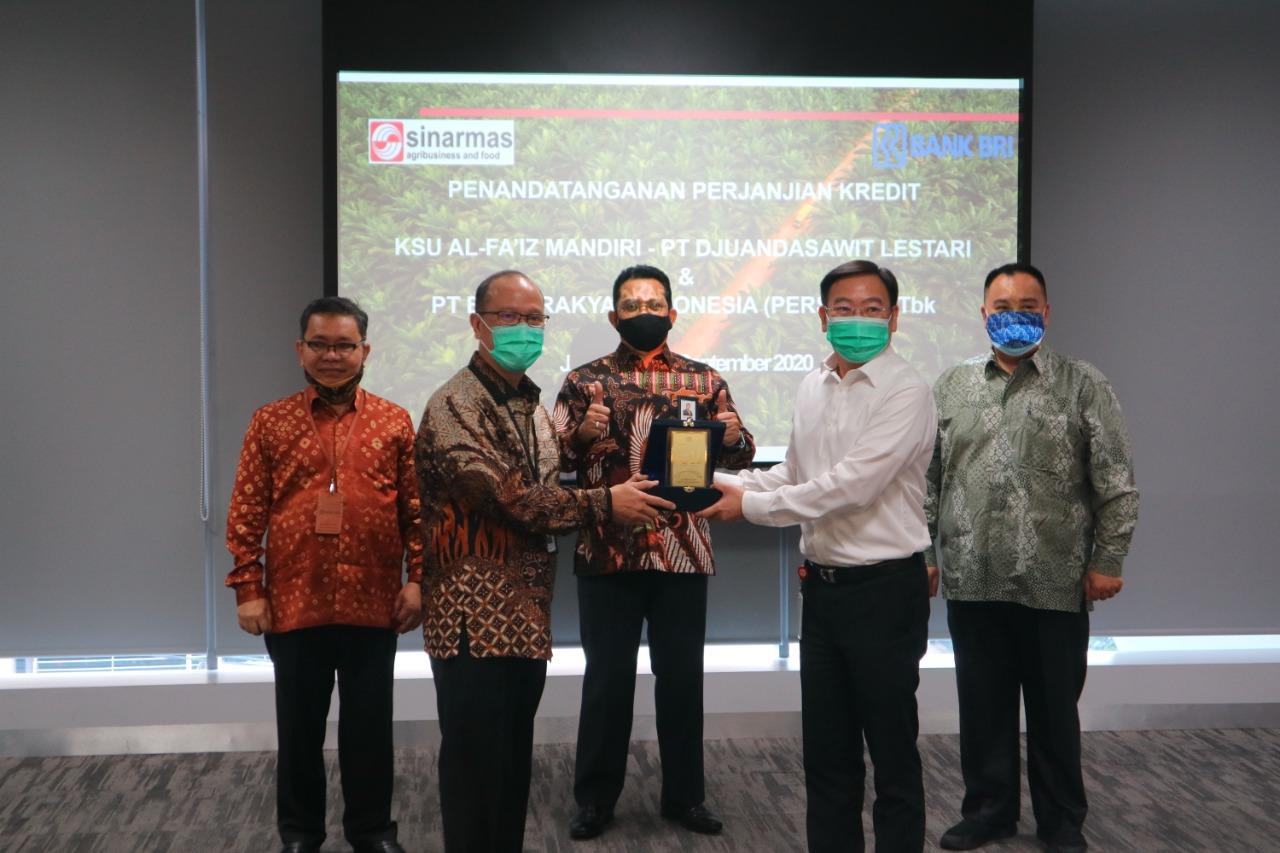 Kemitraan Strategis PSR, Asa Petani Sumsel untuk Kehidupan Lebih Baik