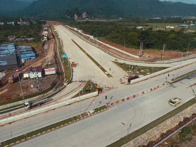 32 Kilometer Lahan Tol Ruas Padangpariaman Diganti Rugi