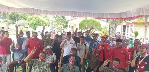 Warga Terkesan Jiwa Sosial dan Kepemimpinan Suyatno