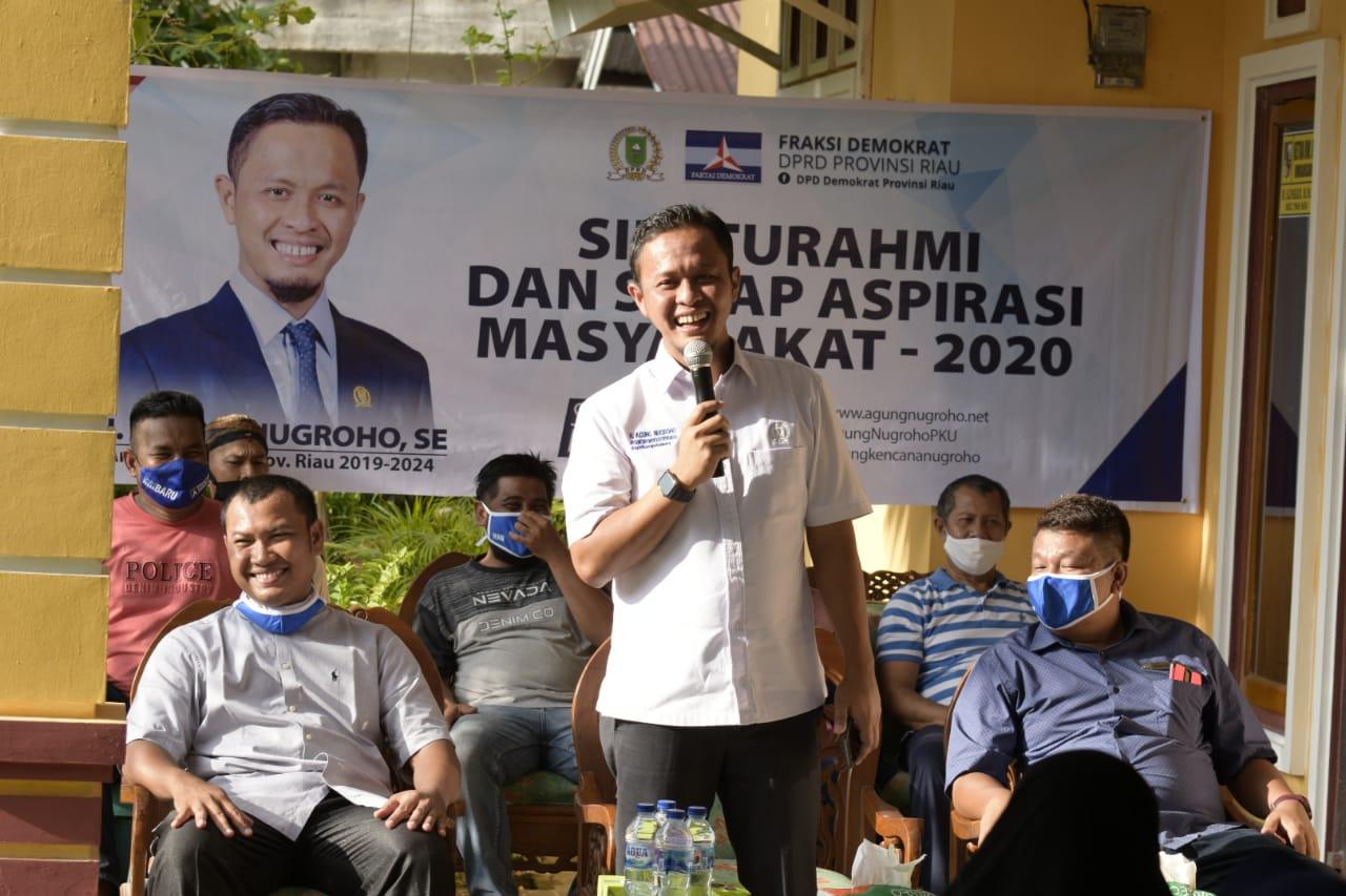 Persoalan Jalan Provinsi Dikeluhkan Warga Dalam Reses Legislator Ini