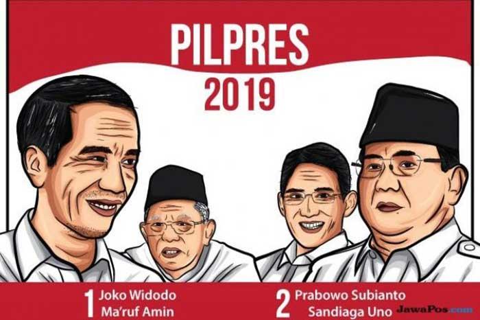 Prabowo Resmikan Masjid, Jokowi dan Sandiaga Umrah, Ma'ruf di Rumah