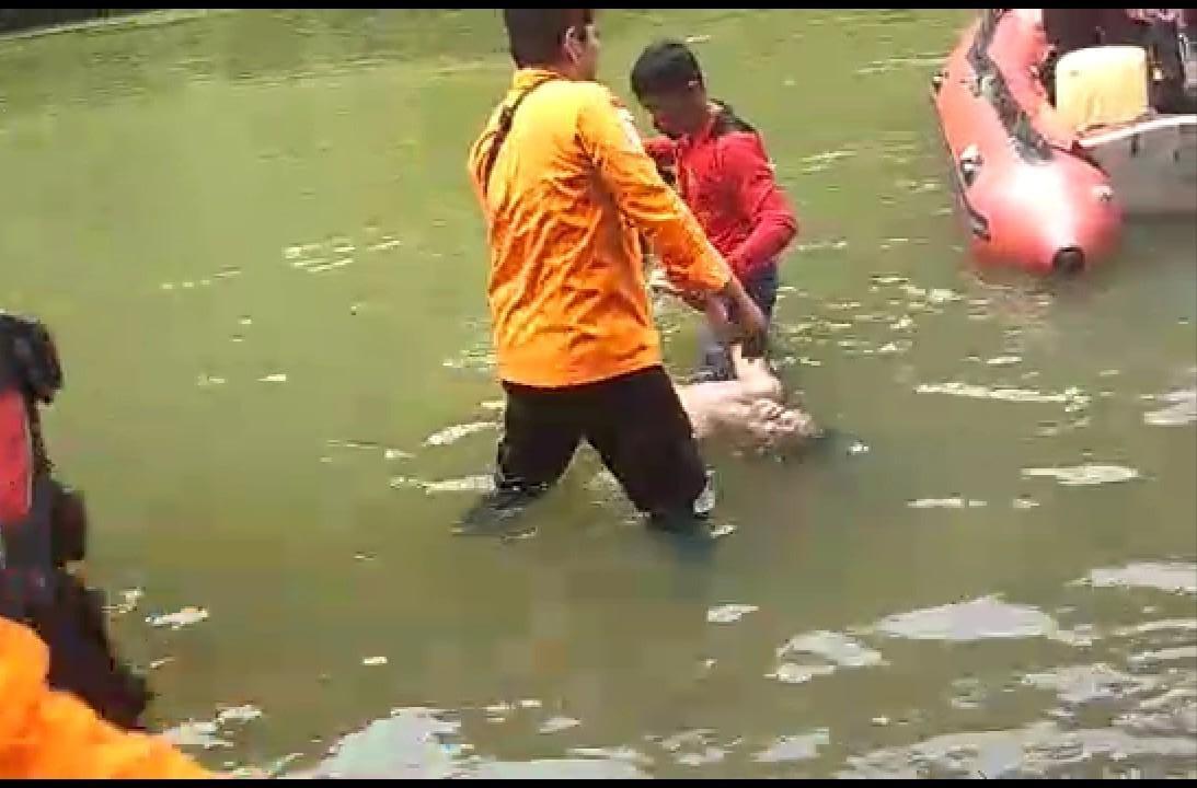 Warga Aliantan Ditemukan Meninggal Setelah Tenggelam di PLTA Koto Panjang