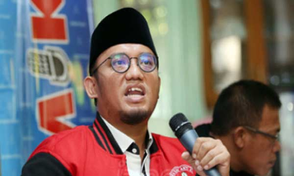 Dipolisikan, Kubu Prabowo Pasrah