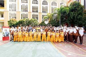 SMA Al Azhar Ingin Rebut Gelar Champion