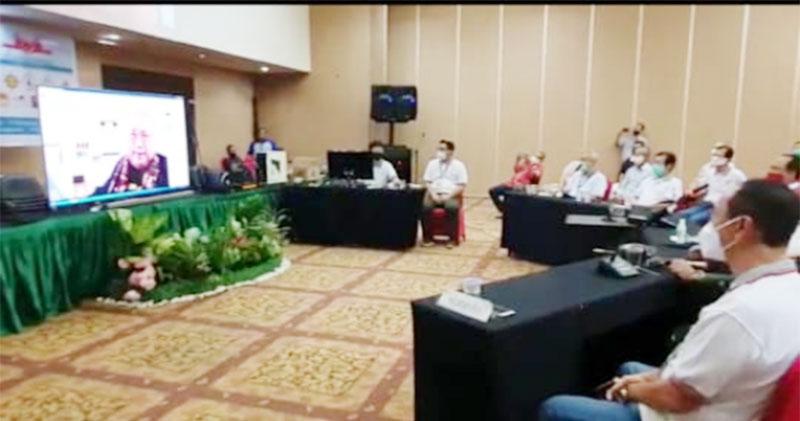 Relawan Peduli Covid-19 Riau Catatkan Rekor MURI Donor Darah Terbanyak di Dunia