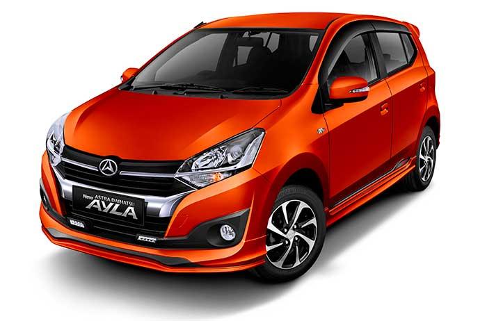 Daihatsu Catat Kenaikan Penjualan 10 Persen di Kuartal I