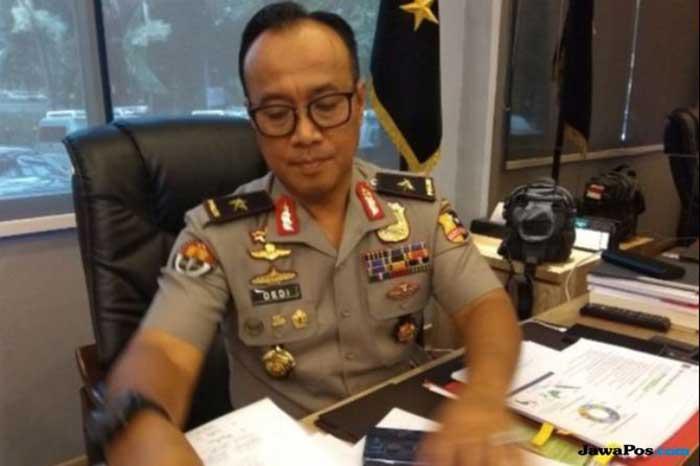 Polisi Belum Terima Laporan Komnas HAM soal 32 Orang Hilang