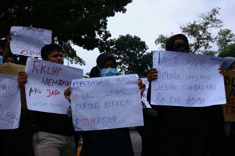 DPR Siap Kaji Ulang Pasal-Pasal Kontroversial