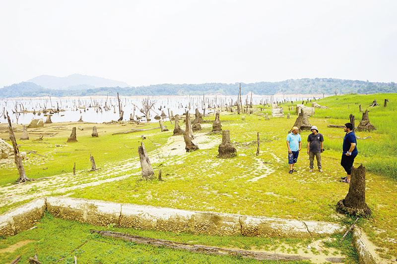 Satu dari 10 Kampung Terendam Itu Muncul Kembali