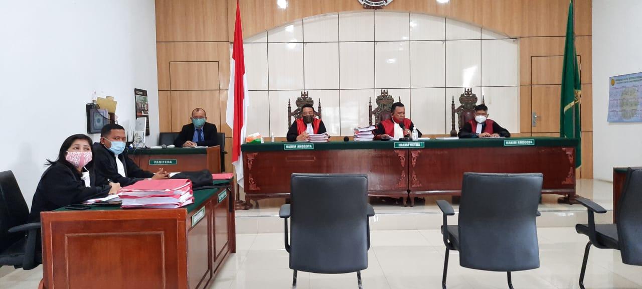 Dua dari Empat Bandar Sabu dan Ekstasi di Dumai Divonis Hukuman Mati