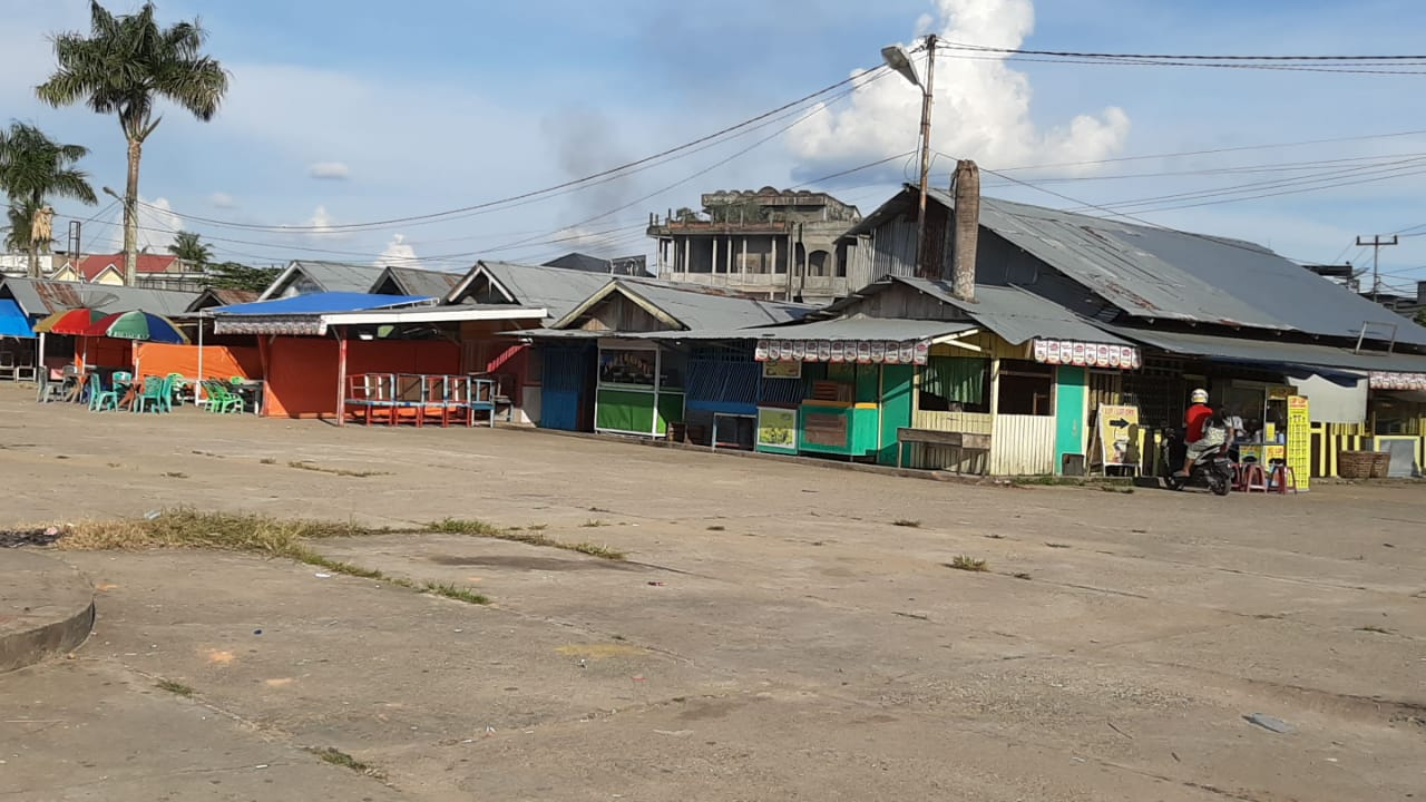 Polemik Kios di Pasar Sri Gading Air Molek Disorot Komisi II DPRD Inhu