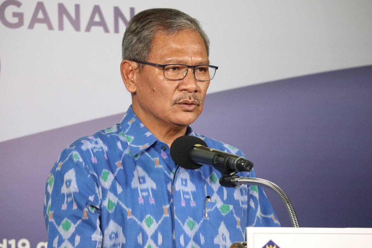 Pra New Normal, Positif Corona di Riau Mendadak Bertambah Enam Kasus