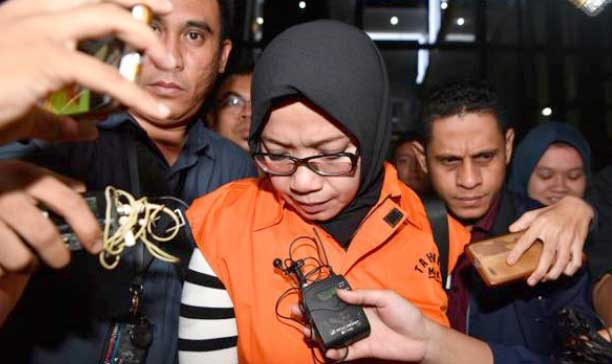 Sidang PLTU Riau 1, Eni Minta Belas Kasihan Hakim