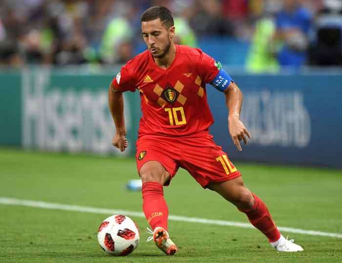 Semifinal Piala Dunia 2018, Eden Hazard Takuti Pemain Ini