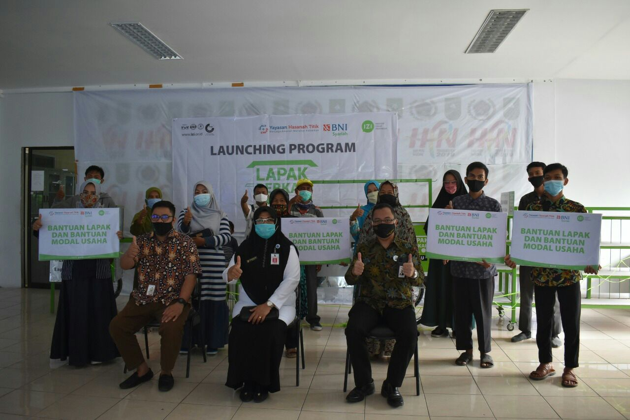 Program Lapak Berkah, Berdayakan Pelaku Usaha untuk Perbaikan Ekonomi